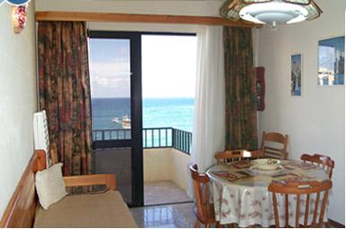 Sea Front Apartments Marsalforn Bay, Gozo.